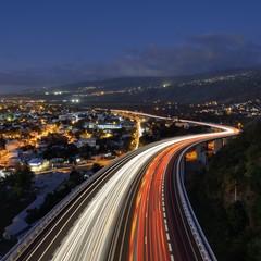 Route des Tamarins, Ile de la Réunion.