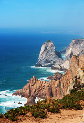 Cape Roca, Portugal