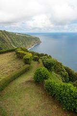Küste Azoren