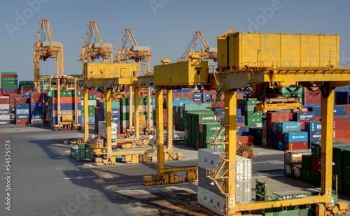 infrastructure portuaire - 54575576