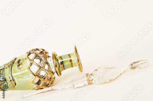 Glasgefäß 5