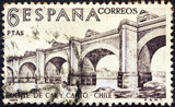 Cal y Canto Bridge, Chile (Spain 1969)