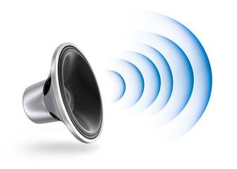 Lautsprecher + Schall
