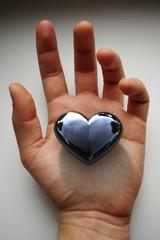 The black evil heart inside us
