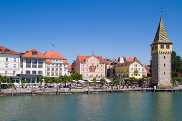 Lindau, Lake Constance, Bavaria, Germany, Europe