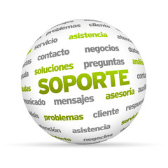 Support Word Sphere (In Spanish)