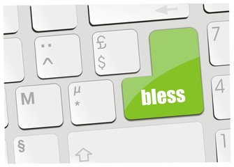 clavier bless
