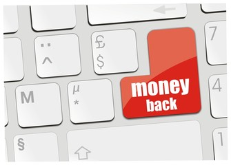 clavier money back