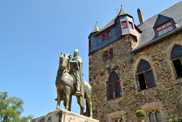 St. Engelbert Statue
