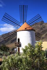 Windmühle auf Gran Canaria