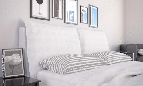 Bedroom Closeup