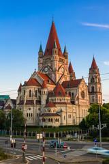 Franz von Assisi Jubiläumskirche, Wien