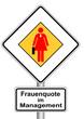 Vorfahrt für Frauen im Management