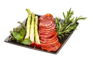 Chorizo - spanish sausages
