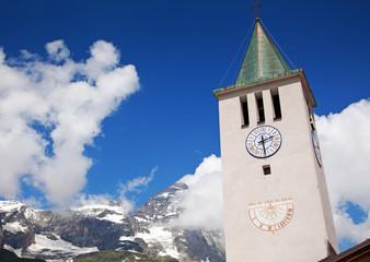 Cervinia, Valle d'Aosta, Italy