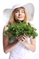 zdrowa sałata