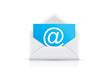 Single e-mail envelope vector