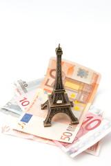 paris costs a lot