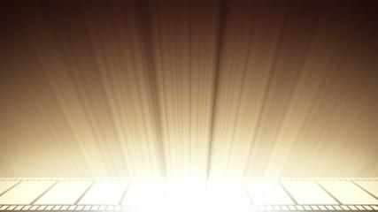 Filmstrip seamless looping.