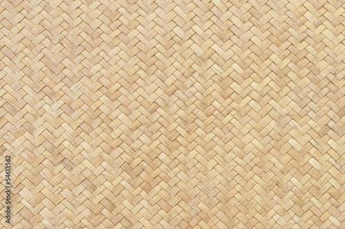 Rattan texture - 54613562