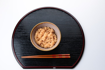 japanese mixed rice