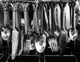 hang spoons