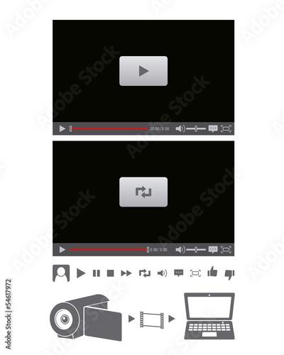 動画共有サイトと動画のアップロード