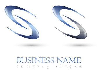Business logo spiral design