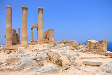 Akropolis von Líndos