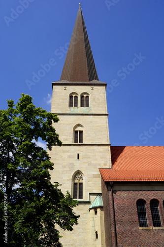 Kath. Pfarrkirche St. Viktor in DÜLMEN  (Münserland)