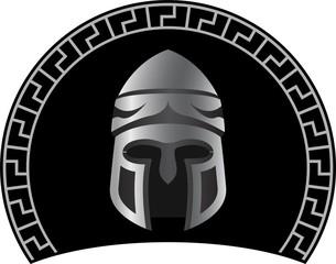 medieval helmet  second variant