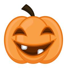 Jack O' Lantern on Halloween