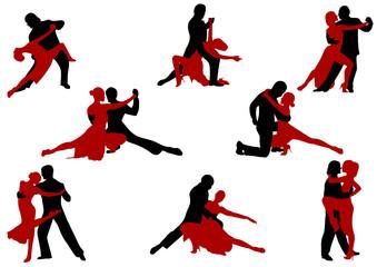 Tango Sihouetten