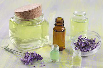 LAVANDE -   Huile essentielle & Parfum
