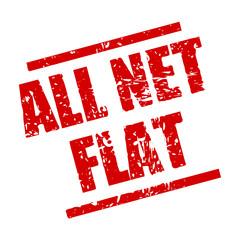 stempel all net flat I