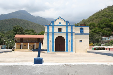 Church of Chuao, Venezuela National Monument