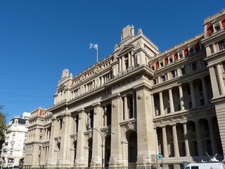 Tribunales in Buenos Aires