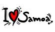 Love Samoa