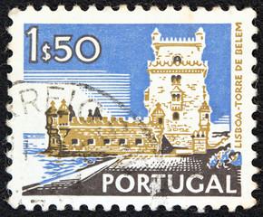 Belem Tower, Lisbon (Portugal 1972)