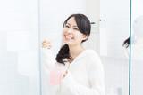 Fototapety 歯を磨く女性