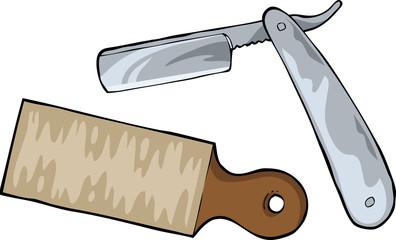 Cutthroat razor