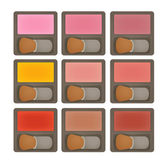 Collection of Chic makeup Icon