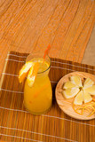 Fotoroleta Fresh orangeade