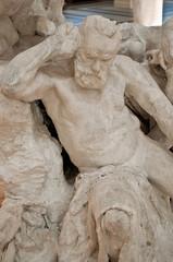 statue de Victor Hugo par Rodin à Meudon