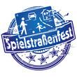 Stempel Spielstraßenfest