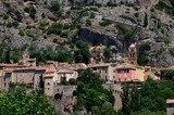 Village  Moustiers Sainte Marie