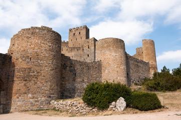 Loarre castle, Huesca (Spain)
