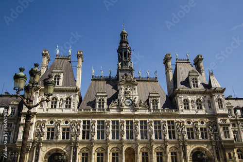 City Hall, Paris, France