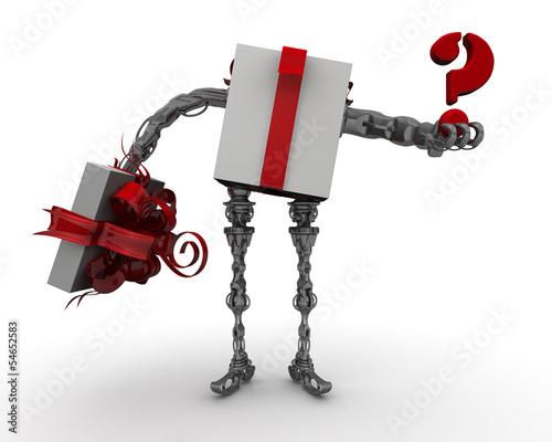 Что подарить? Концепция выбора подарка