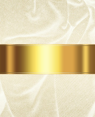 elegant gold and brown background